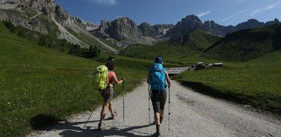 Trekking w Trentino